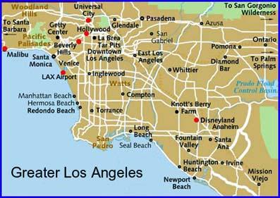 Viagens Amp Imagens Cidades Das Am 233 Ricas Los Angeles Capital Do Cinema E Dos Sonhos