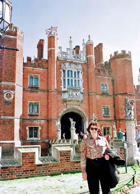 643ff9b6c33 Viagens   Imagens  Castelos e Palácios  Hampton Court