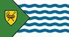 Bandeira da cidade de Vancouver